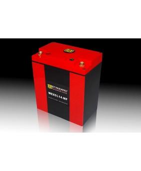 06-W-STANDARD摩托车锂电池WEX5L14-MF启动电源14Ah