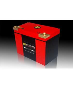 10-W-STANDARD摩托车锂电池WEX6L36-MF启动电源36Ah哈雷